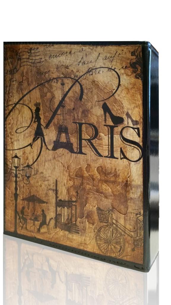 #Paris #notebook
