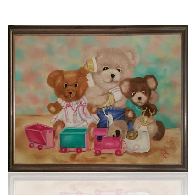 Teddy Trio