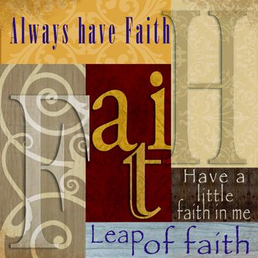 12x12 Funky Faith