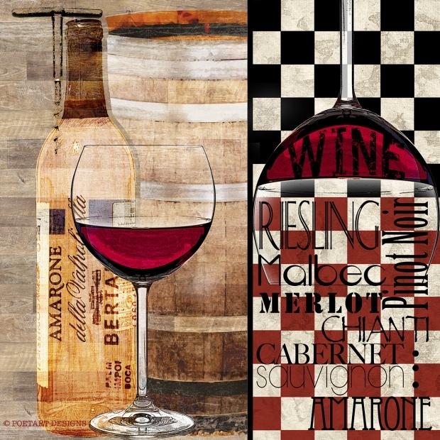 Deco Wine