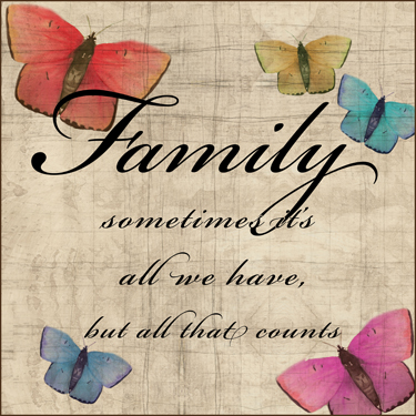 Family_Butterflys 12x12 II
