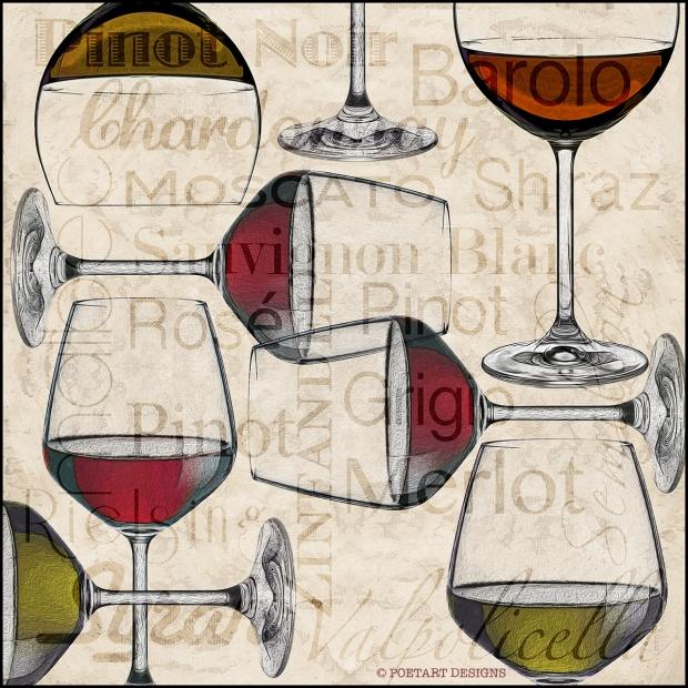 Glass of wine,wine, glass