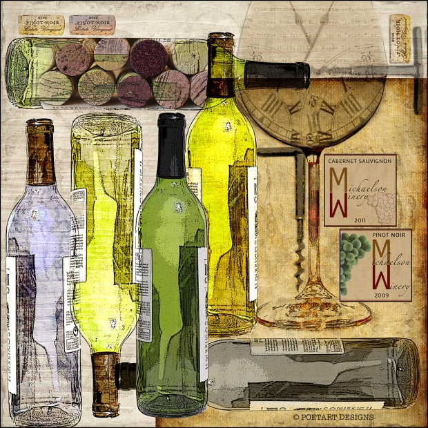 Time for Wine, selection,