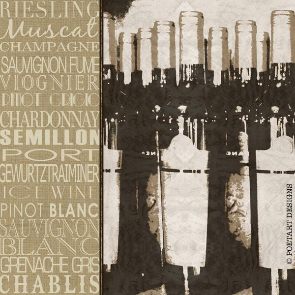 white wine, selection, muscat, semillon, port