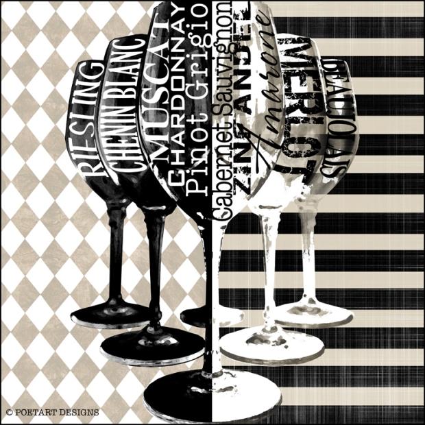 wine, glass, merlot, riesling,